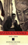 The Japan Journals: 1947-2004 - Donald Richie, Leza Lowitz