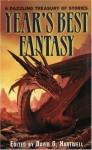 Year's Best Fantasy - David G. Hartwell, Kathryn Cramer, John Sullivan, Nicola Griffith