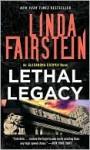 Lethal Legacy (Alexandra Cooper, #11) - Linda Fairstein