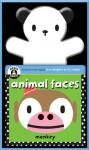 Begin Smart Animal Faces - Begin Smart? Books