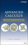 Advanced Calculus: An Introduction to Linear Analysis - Leonard F. Richardson