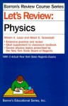 Barron's Regents Power Pack: Physics : Barron's Regents Exams and Answers : Let's Review Book - Barron's Educational Series, Albert S. Tarendash