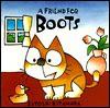 A Friend for Boots - Satoshi Kitamura