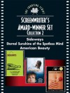 Screenwriters Award-winner Set, Collection 2: Sideways, Eternal Sunshine of the Spotless Mind, American Beauty - Alexander Payne, Charlie Kaufman, Alan Ball, Jim Taylor, Peter Travers, Rex Pickett