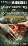 Shadowhunters and Downworlders: A Mortal Instruments Reader - Luke Daniels, Tanya Eby, Emily Beresford, Cassandra Clare