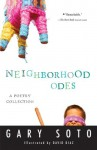 Neighborhood Odes - Gary Soto, David Diaz