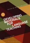Developing Materials for Language Teaching: Second Edition - Brian Tomlinson