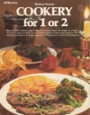 Cookery For 1 Or 2 - Barbara Swain