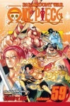 One Piece, Vol. 59: The Death of Portgaz D. Ace - Eiichiro Oda