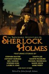 The Improbable Adventures of Sherlock Holmes - John Joseph Adams