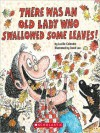 There Was an Old Lady Who Swallowed Some Leaves (MP3 Book) - Lucille Colandro, Skip Hinnant