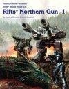 Rifts World Book 33: Rifts Northern Gun - Matthew Clements