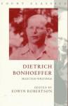 Selected Writings - Dietrich Bonhoeffer, Edwin Hanton Robertson