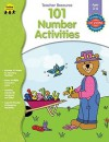 101 Number Activities, Grades Preschool - K - School Specialty Publishing