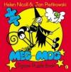 Meg And Mog: Jigsaw Puzzle Book - Helen Nicoll, Jan Pieńkowski