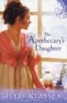 The Apothecary's Daughter (Audio) - Julie Klassen, Davina Porter