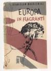 Europa in flagranti - Stanisław Mackiewicz