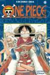 One Piece, Bd.2, Ruffy versus Buggy, der Clown - Eiichiro Oda
