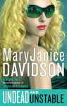 Undead and Unstable (Audio) - MaryJanice Davidson, Nancy Wu