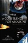 A Conference for Assassins (Gideon, #8) - John Creasey