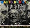 Warts and All - Kurt Vonnegut, Drew Friedman, Josh Alan Friedman