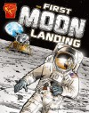 The First Moon Landing - Thomas K. Adamson, Terry Beatty, Gordon Purcell