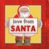 Love from Santa: (A Mini Slipcase) - Jan Lewis