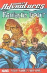 Marvel Adventures Fantastic Four: Four-Three-Two-One? - Paul Tobin, Ronan Cliquet