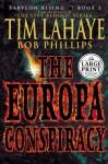 Babylon Rising Book 3: The Europa Conspiracy - Tim LaHaye