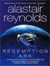 Redemption Ark - Alastair Reynolds, John Lee