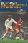 Rothman's FA Non League Football Yearbook 1981-82 - Tony Williams