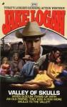 Slocum 274: Valley of Skulls - Jake Logan