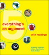 Everything's an Argument with Readings - Andrea A. Lunsford, Keith Walters, John J. Ruszkiewicz