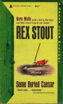 Some Buried Caesar - Rex Stout