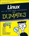 Linux All-in-One Desk Reference For Dummies - Emmett Dulaney, Naba Barkakati