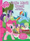 My Little Pony Cutie Mark Quest Panorama Sticker Storybook - Reader's Digest Association, Reader's Digest Association