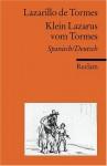 Lazarillo de Tormes / Klein Lazarus vom Tormes - Anonymous