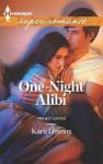 One-Night Alibi - Kara Lennox