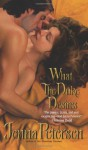 What the Duke Desires - Jenna Petersen