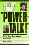 PowerTalk!: The Six Master Steps to Change (Powertalk!) - Mark McCormack, Anthony Robbins