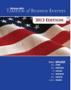 McGraw-Hill's Taxation of Business Entities, 2013 Edition - Brian Spilker, Benjamin Ayers, John Robinson