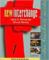 New Interchange Video Teacher's Guide 1: English for International Communication - Jack C. Richards, Charles Sandy