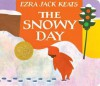The Snowy Day (Board Book) - Ezra Jack Keats