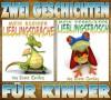 Zwei Geschichten für Kinder: Mein Kleiner Lieblingsdrache und Mein Verrückter Lieblingsfrosch (German Edition) - Scott Gordon, Renate Smith