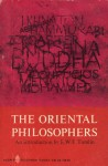 The Oriental Philosophers - E.W.F. Tomlin