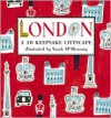London: A 3D Keepsake Cityscape - Sarah McMenemy