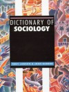 Dictionary of Sociology - Tony Lawson, Joan Garrod