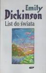 List do świata - Emily Dickinson, Danuta Piestrzyńska