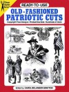 Ready-to-Use Old-Fashioned Patriotic Cuts - Carol Grafton