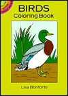 Birds Coloring Book - Lisa Bonforte